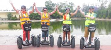 Segway Day Tour Reforma