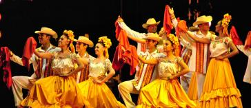 Folkloric Ballet of Mexico Tour