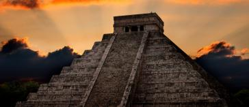 From Playa del Carmen-Tour to Chichen Itza and Cenote Ik kil