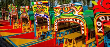 Magic Xochimilco Tour + Coyoacan
