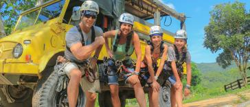 Outdoor Adventure Tour at Puerto Vallarta