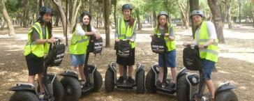 Segway Day Tour Polanco and Chapultepec