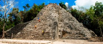 Punta Laguna and Coba Tour