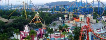 Tour Six Flags Mexico City with Transportation from your Hotel