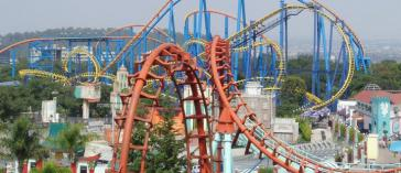 Tour Six Flags Mexico City
