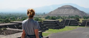 Great Tour to Teotihuacan and Shrine of Our Lady of Guadalupe