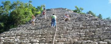 Tour Coba + Cenote + Magic Village
