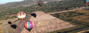 Hot Air Balloon Ride with Transportation